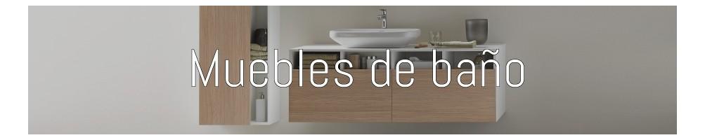Muebles de baño de todas las medidas. Venta online.