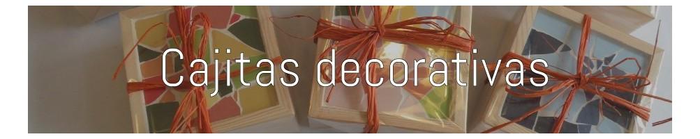 Cajitas Decorativas