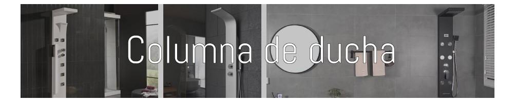 Barras de ducha monomando